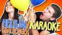 GOGO - Karaoke s héliom