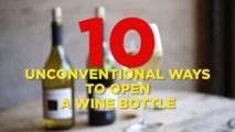 10 spôsobov, ako otvoriť víno