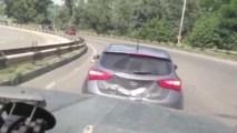 Agresívny vodič dostal príučku