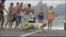 Najlepšie futbalové kúsky z brazílskych ulíc