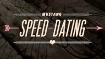 Nič netušiaci muži na rande s automobilovou pretekárkou