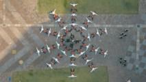 Najpremakanejší klip natočený na jediný záber - OK GO