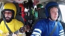 Pieseň zahraná autom - OK GO - Needing/Getting